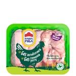 Мясо ножки цыплят-бройлеров Наша ряба п/ф охлажденное  (~ 1,1 кг )