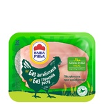 Филе Halal Наша Ряба цыпленка-бройлера охлажденное (упаковка ~0,6кг)