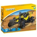 Twickto Vehicles 1 Mars Rover-Buggy-Excavator 3in1 Construction Set 338elements