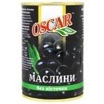 Маслины Oscar без косточки 400г
