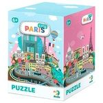 DoDo City Paris Puzzle 120elements