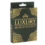 Игра настольная Strateg Luxury Monostrategy укр