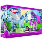 Bloco Horses and Unicorns Soft Construction Set 148elements