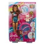 Barbie Spin 'N Twirl Gymnast Play Set