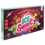 Игра настольная Zirka Все Sweet Сахаркосмическая маршрутная игра