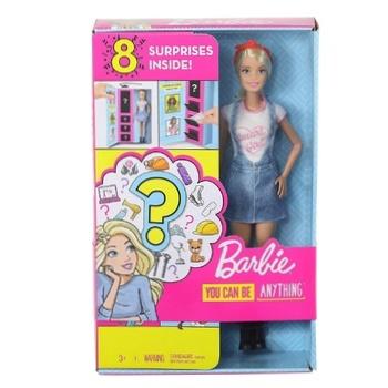 Набор игровой Barbie Профессия-сюрприз