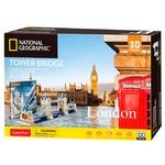 CubicFun National Geographic Tower Bridge Construction Set
