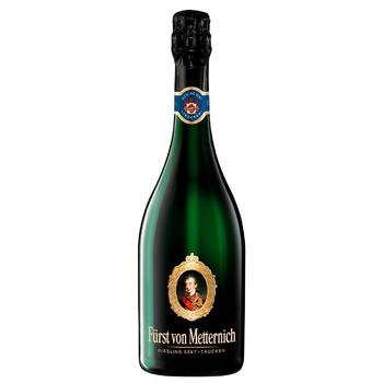 Вино игристое Furst von Metternich Riesling белое сухое 12% 0,75л