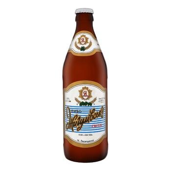 Пиво Ліспі Січ Жигулівське світле 4,2% 0,5л