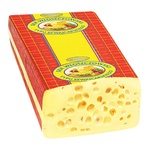 Wloszczowa Swiss Cheese 45%