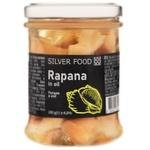 Silver Food Rapan in Oil 170g