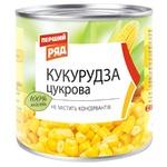 Pershyj Rjad Sugar Corn 425ml 340g