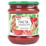 Паста томатная Первый Ряд 485г