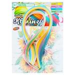 Бумага для квиллинга Колорит Тон №7 Пастель 6цветов 5х420мм 120полос
