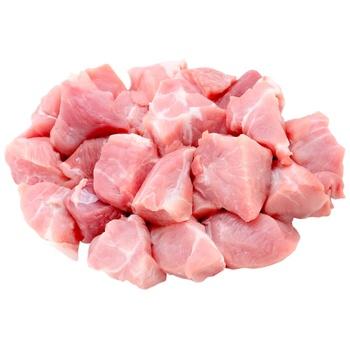 Гуляш из свинины охлажденный - купить, цены на Фуршет - фото 1