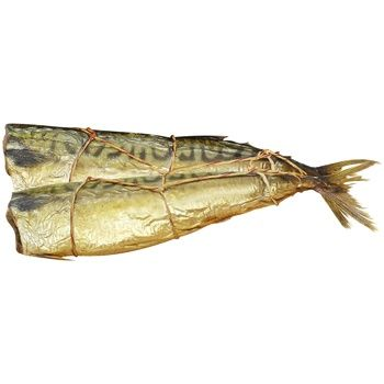 Hot Smoked Mackerel without Head - buy, prices for CityMarket - photo 1