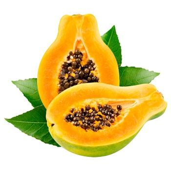 Fruit papaya Without brand fresh