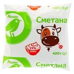 Auchan Sour Cream 21% 400g