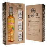 Настоянка Nemiroff Медова з перцем в коробці 40% 0,7л