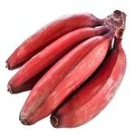 Банан Бэби красный
