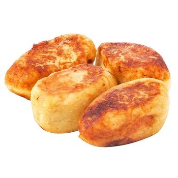 Зразы картофельные с мясом - купить, цены на ЕКО Маркет - фото 1