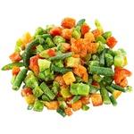 Furshet Fresh-Frozen Vegetable Mix For Omelet by Weight