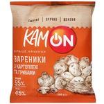 Вареники KamOn с картофелем и грибами 600г