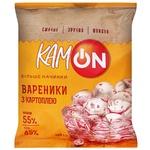 Вареники KamOn с картофелем 600г
