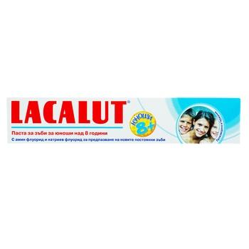 Зубная паста Лакалут подросткам 8 + 50мл - купить, цены на Восторг - фото 1