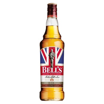Виски Bell's Original 40% 0,5л - купить, цены на СитиМаркет - фото 1