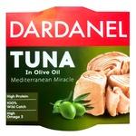 Тунец Dardanel в оливковом масле 160г