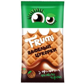 Цукерки Frumi з ароматом лісового горіха - купити, ціни на ЕКО Маркет - фото 1