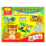 Energy game Animals Different Pictures Toy