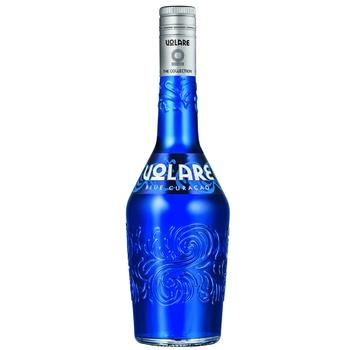 Ликер Volare Blue Curacao 22% 0,7л - купить, цены на Ашан - фото 1