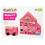 Конструктор Cubika beauty salon