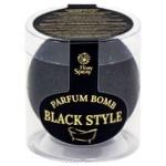 Бомба парфумированная для ванн Flory Спрей Блек Стайл 110г