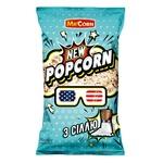 Попкорн Mr'Corn з сіллю 70г