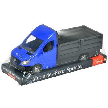 Іграшка Tigres Mercedes-Benz Sprinter бортовий - купити, ціни на ЕКО Маркет - фото 1
