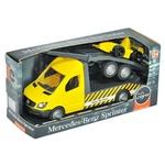 Іграшка Tigres Mercedes-Benz Sprinter евакуатор