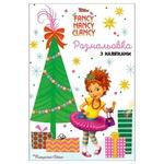 Раскраска Disney Изысканная Ненси с наклейками