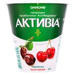 Danone Activia Cherry-Merry Bifidoyogurt 2.5% 260g