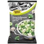 Dobryj Zvychaj Broccoli and Cauliflower 400g