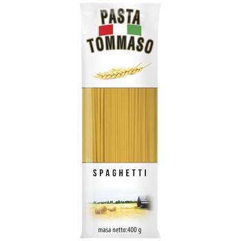 Макаронні вироби Tomasso Spaghetti400г