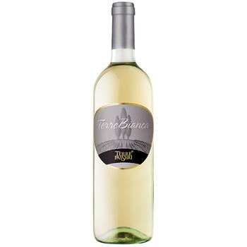 Вино Terre Passeri Bianca белое сухое 10,5% 0,75л - купить, цены на СитиМаркет - фото 1