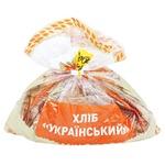 Хлеб Добрий Звичай Украинский нарезанный половина 475г