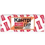 Сыр Комо Кантри твердый 50%