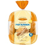 KyivHlib Studentski With Sesame Bagels 6pcs, 360g