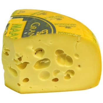 Сыр Grand`Or Мааздам твердый 45% - купить, цены на СитиМаркет - фото 2