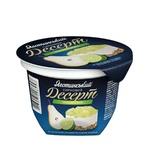 Десерт творожный Яготинский Злаки-Груша-Сок Лайма трехслойный 3,6% 200г