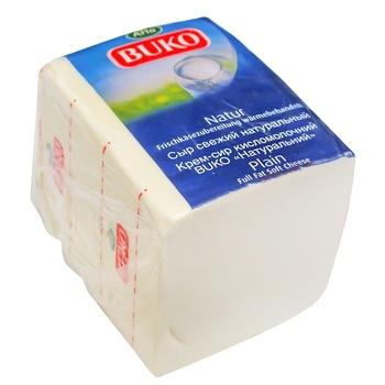 Крем-сир Arla Buko Натуральний 70% ваг - купити, ціни на CітіМаркет - фото 1